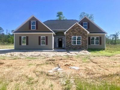 Wayne County Single Family Home For Sale: 101 Tiburon Ct