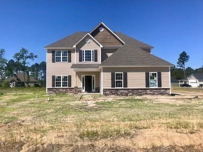 Goldsboro Single Family Home For Sale: 100 Tiburon Ct