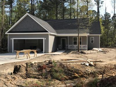 Goldsboro Single Family Home For Sale: 308 Phillips Ridge Lane
