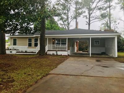 Goldsboro Single Family Home For Sale: 1103 Harris St.
