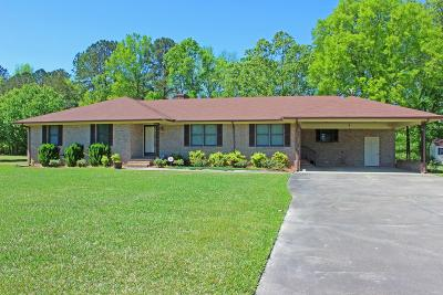 Goldsboro Single Family Home For Sale: 1956 S Nc 111 Highway