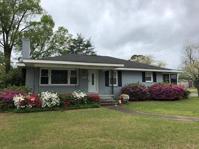 Goldsboro Single Family Home For Sale: 1900 Rose