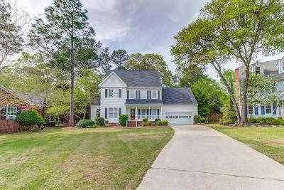 Goldsboro Single Family Home For Sale: 106 Lynn Place