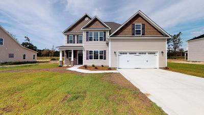 Goldsboro Single Family Home For Sale: 107 Tiburon Ct