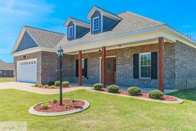 Pikeville Single Family Home For Sale: 211 S Merganser Dr