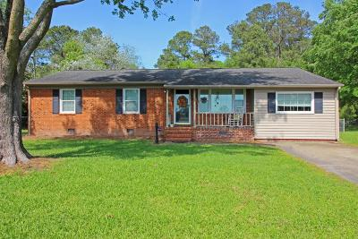 Single Family Home For Sale: 288 Old Nc Highway 111