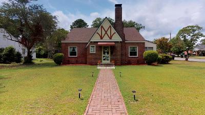 Goldsboro Single Family Home For Sale: 611 N Pineview Ave