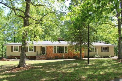 Goldsboro Single Family Home For Sale: 710 Forest Rd