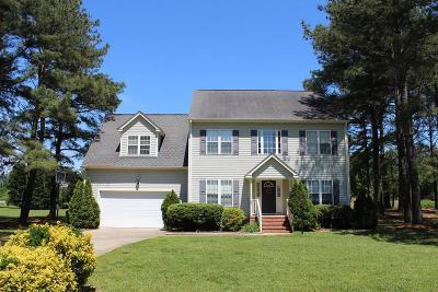 Wayne County Single Family Home For Sale: 126 W Raintree Ln