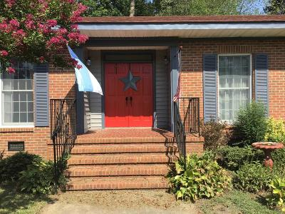 Goldsboro Single Family Home For Sale: 3418 N Us Hwy 117