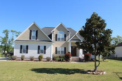 Wayne County Single Family Home For Sale: 105 Glavine Ct.