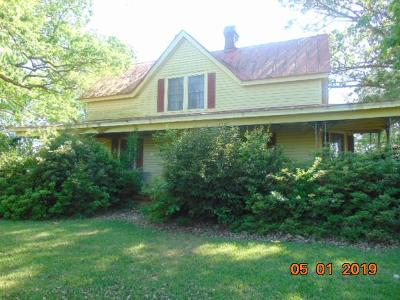 Goldsboro Single Family Home For Sale: 100 Westbrook Rd