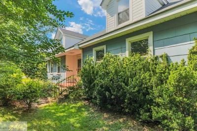 Goldsboro Single Family Home For Sale: 101 N Martin