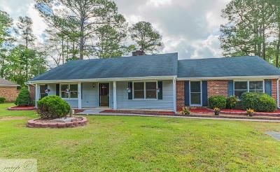 Goldsboro Single Family Home For Sale: 204 Shadywood Drive