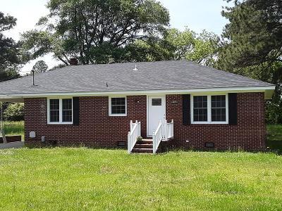 Goldsboro Single Family Home For Sale: 107 Belfast Avenue