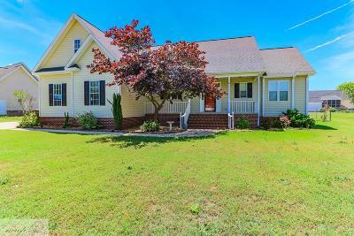 Goldsboro Single Family Home For Sale: 115 Remount Road