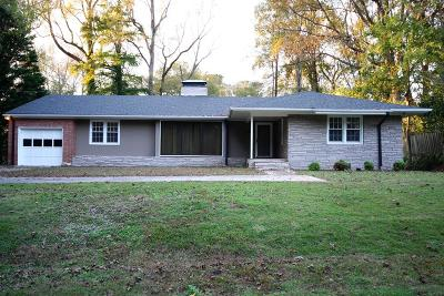 Wayne County Single Family Home For Sale: 217 S Hillcrest Dr