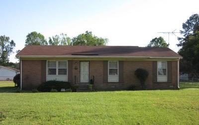 Goldsboro Single Family Home For Sale: 110 Rose Dr