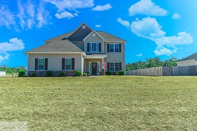 Goldsboro Single Family Home For Sale: 201 Quail Hollow