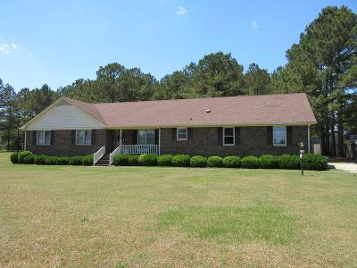 La Grange Single Family Home For Sale: 3870 Falling Creek Rd