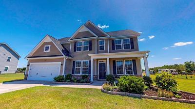 Princeton Single Family Home For Sale: 118 Marsala Dr