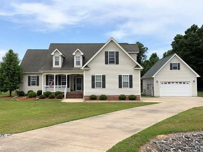 Pikeville Single Family Home For Sale: 105 Zito Landing