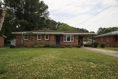 Goldsboro Single Family Home For Sale: 222 Herbert Street