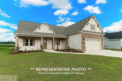 Pikeville Single Family Home For Sale: 209 Summerfield Drive