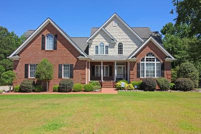 Goldsboro Single Family Home For Sale: 2602 Isaac Drive