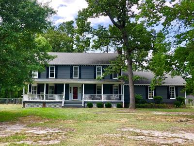 Goldsboro Single Family Home For Sale: 906 Jay Ryan Rd