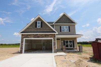Goldsboro Single Family Home For Sale: 109 Pinehurst Lane