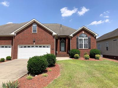 Goldsboro Townhouse For Sale: 305 Commonsgate Dr
