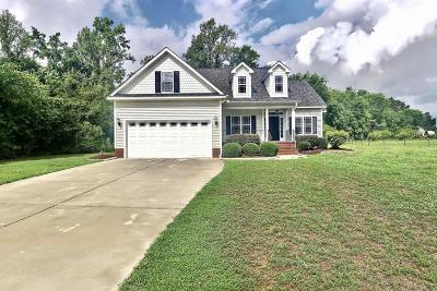 Pikeville Single Family Home For Sale: 103 Pantego Place