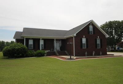 Goldsboro Single Family Home For Sale: 5210 Wayne Memorial Drive