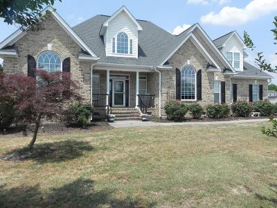 Wayne County Single Family Home For Sale: 109 Raven Ridge Drive