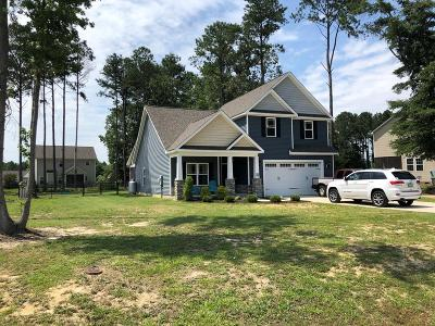 Wayne County Single Family Home For Sale: 1121 Braswell Rd.