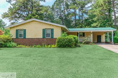 Goldsboro Single Family Home For Sale: 901 S Taylor Street