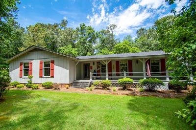 Goldsboro Single Family Home For Sale: 115 Fairmax Rd