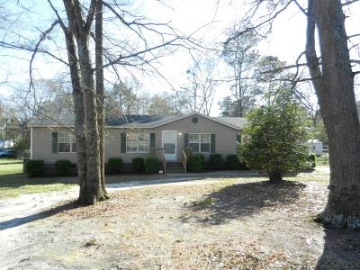 Goldsboro Manufactured Home For Sale: 1555 Old Grantham Road