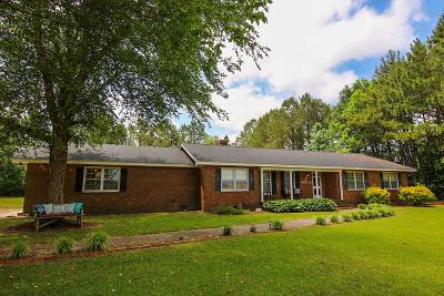 Wayne County Single Family Home For Sale: 1157 W Nc Hwy 222