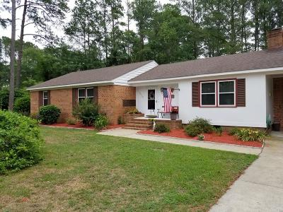 Goldsboro Single Family Home For Sale: 1910 Pinemont