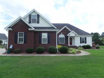 Wayne County Single Family Home For Sale: 103 Brebati Drive