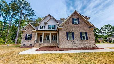 Princeton Single Family Home For Sale: 101 Talon Ct