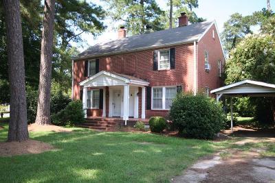 Goldsboro Single Family Home For Sale: 1013 Pine Circle