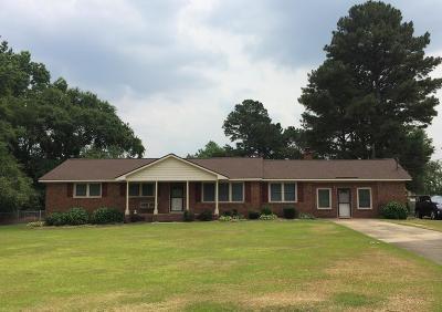 Goldsboro Single Family Home For Sale: 108 Bear Creek Rd