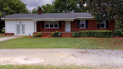 Goldsboro Single Family Home For Sale: 902 E New Hope Rd