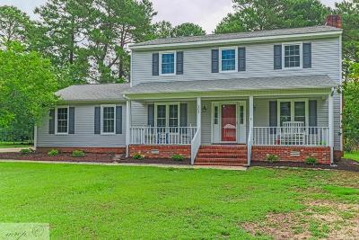 Goldsboro Single Family Home For Sale: 205 Bayleaf Drive