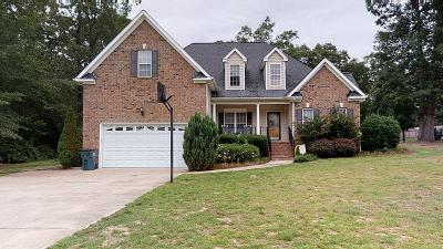 Goldsboro Single Family Home For Sale: 301 Albert Dr