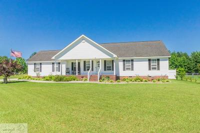 Goldsboro Single Family Home For Sale: 1254 N Nc Hwy. 581