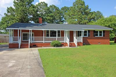 Goldsboro Single Family Home For Sale: 203 Holly Road